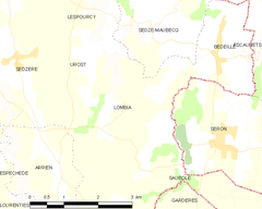 Map commune FR insee code 64346.png