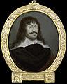 Marcus Zuërius van Boxhorn (1612-53). Geschiedschrijver en hoogleraar te Leiden Rijksmuseum SK-A-4579.jpeg