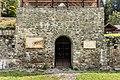 Maria Saal Zollfeld Virunum Arena Podium Museum-Eingang 04102017 1338.jpg