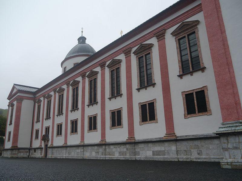 Mariazell Basilika Unserer Lieben Frau Außen.JPG