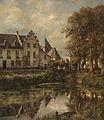 Marie Collart-Henrotin - Hofstede in Brabant - 1890 - KMSKA 1249.jpg