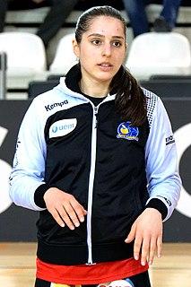 Marina Rajčić Montenegrin handball player