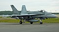 Marine Corps F-18 at the 2010 Arctic Thunder on Elmendorf AFB, Anchorage, Alaska (5216503338).jpg