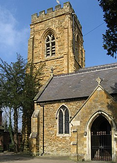 Market Rasen - St Thomas Church tower (geograph 2881421).jpg