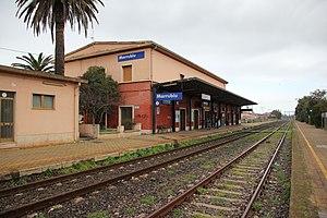 Marrubiu - Marrubiu-Terralba-Arborea railway station