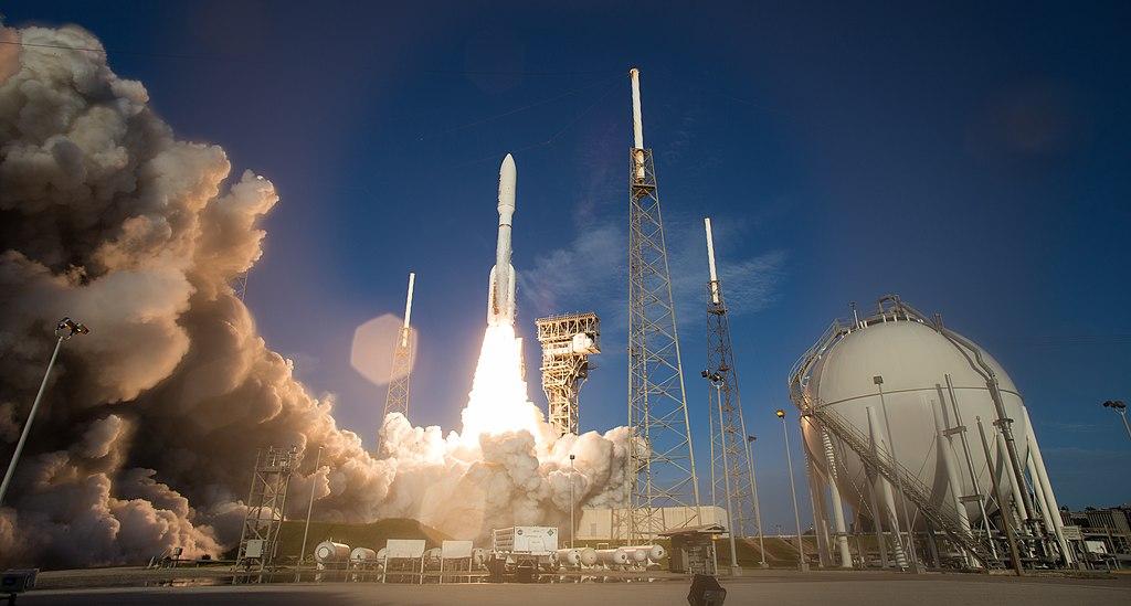 Mars 2020 Perseverance Launch (NHQ202007300022)