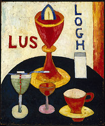 Marsden Hartley: Handsome Drinks