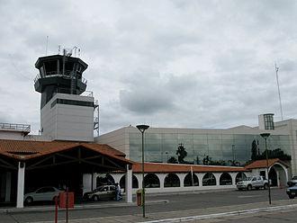 Martín Miguel de Güemes International Airport - Image: Martín Miguel de Güemes International Airport (Salta, Argentina)