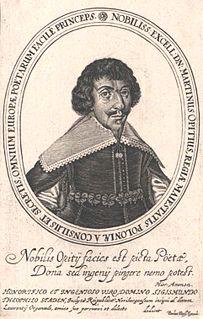 Martin Opitz German poet