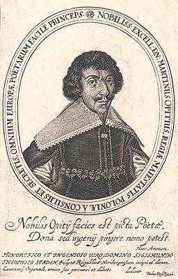 Martin Opitz Fürst excud