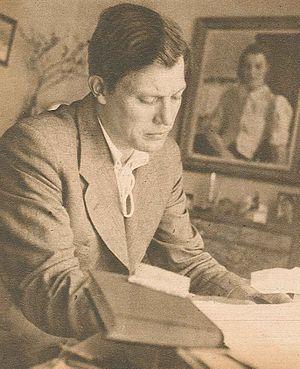 English: Harry Martinson (1904-1978), Swedish ...
