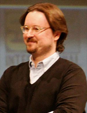 Matt Reeves at 2010 Comic-Con International