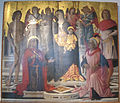 Matteo di giovanni, maestà con santi e angeli.JPG