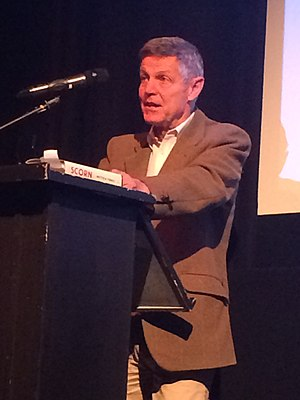 Matthew Parris - Matthew Parris speaking at Quad, Derby, 2017