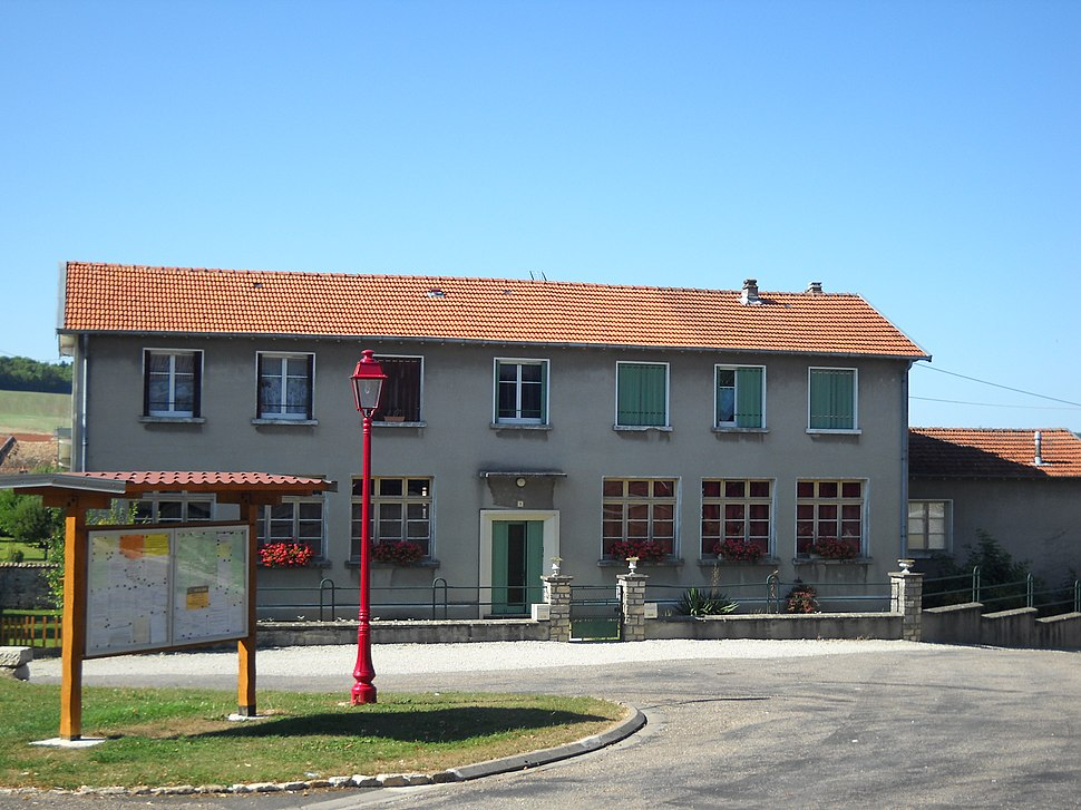 Mauvages-ecole