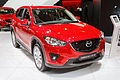 Mazda CX-5 - Mondial de l'Automobile de Paris 2014 - 001.jpg