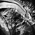 McBride Glacier, tidewater glacier terminus in iceberg chocked water, August 23, 1990 (GLACIERS 5657).jpg
