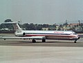 McDonnell Douglas MD-82 (DC-9-82) American Airlines. (5897971205).jpg