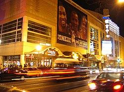 El Verizon Center, hogar de los Washington Wizards y los Washington Capitals