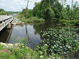 Chickahominy River - Chickahominy near Mechanicsville, Virginia