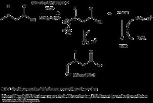 Sarcosine dehydrogenase - Image: Mechanism 1st step 1