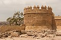 Medieval christian tower, Almeria, Spain.jpg