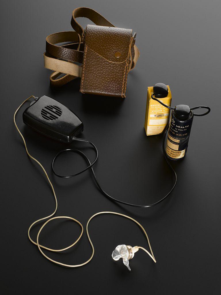 File Medresco Portable Hearing Aid  England Wellcome L0065923 Jpg
