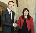 Meeting with deputy foreign minister of Israel Tzipi Hotovely (32476898234).jpg