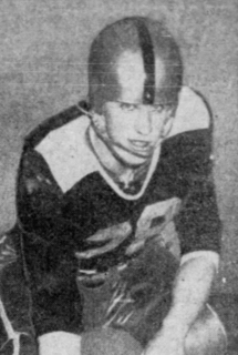 Mel Aull Canadian football player