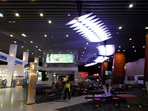 Melbourne Airport - T2 International Terminal