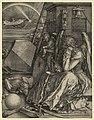 Melencolia I - AD (monogram) LCCN2009632538.jpg