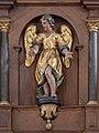 Memmelsdorf Kirche Figur Engel 1132843.jpg