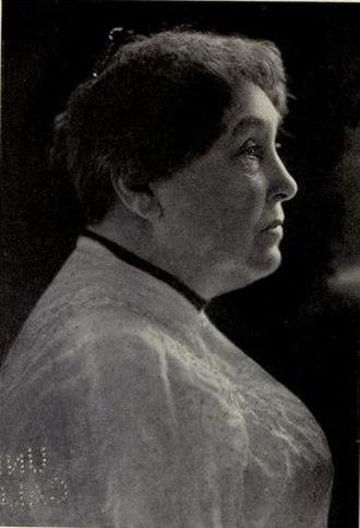 Adele M. Fielde - From the Memorial biography of Adele M. Fielde, humanitarian, by Helen Norton Stevens