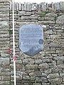 Memorial plaque, Ennistymon - geograph.org.uk - 1602604.jpg