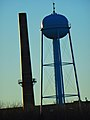 Mendota Mental Health Institute Stack ^ Water Tower - panoramio (2).jpg