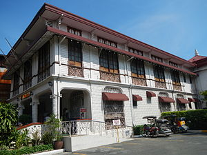 Meralco - Meralco office (Malolos City Cultural and Heritage house.)