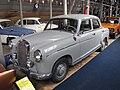 Mercedes-Benz 180a model 1958 front.JPG