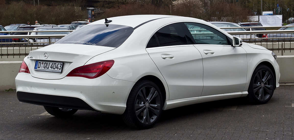 Mercedes C  Be Coupe