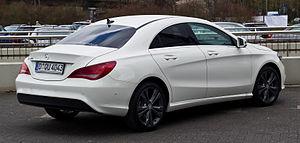 Mercedes-Benz CLA-Class - Mercedes-Benz CLA 200 Urban (Germany)