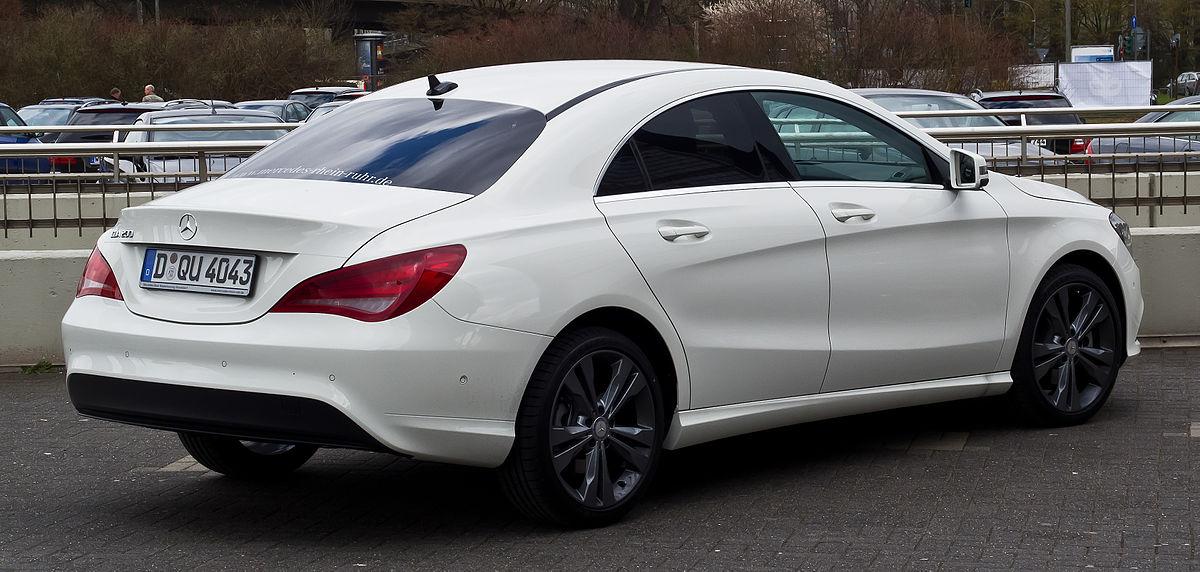 Mercedes benz cla klasse das glossar