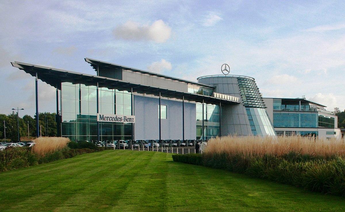 Mercedes Benz Amg >> Mercedes-Benz World - Wikipedia
