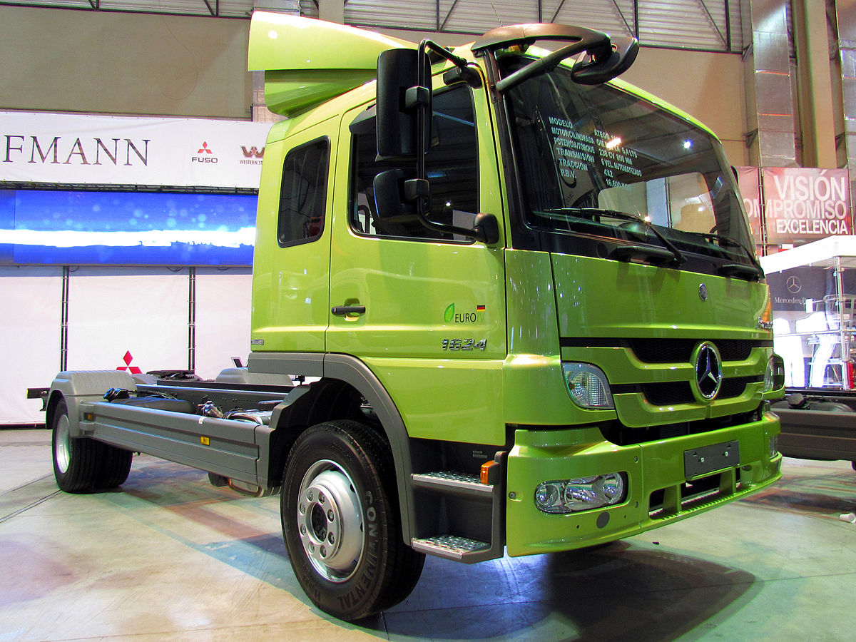 Mercedes Benz Atego Wikipedia