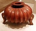 Messico, colima, vaso a forma di cocozza, I-II secolo dc ca.jpg