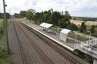 Metford railway station