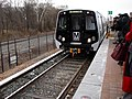 Metro 7000-Series railcar debut -01- (11807279203).jpg