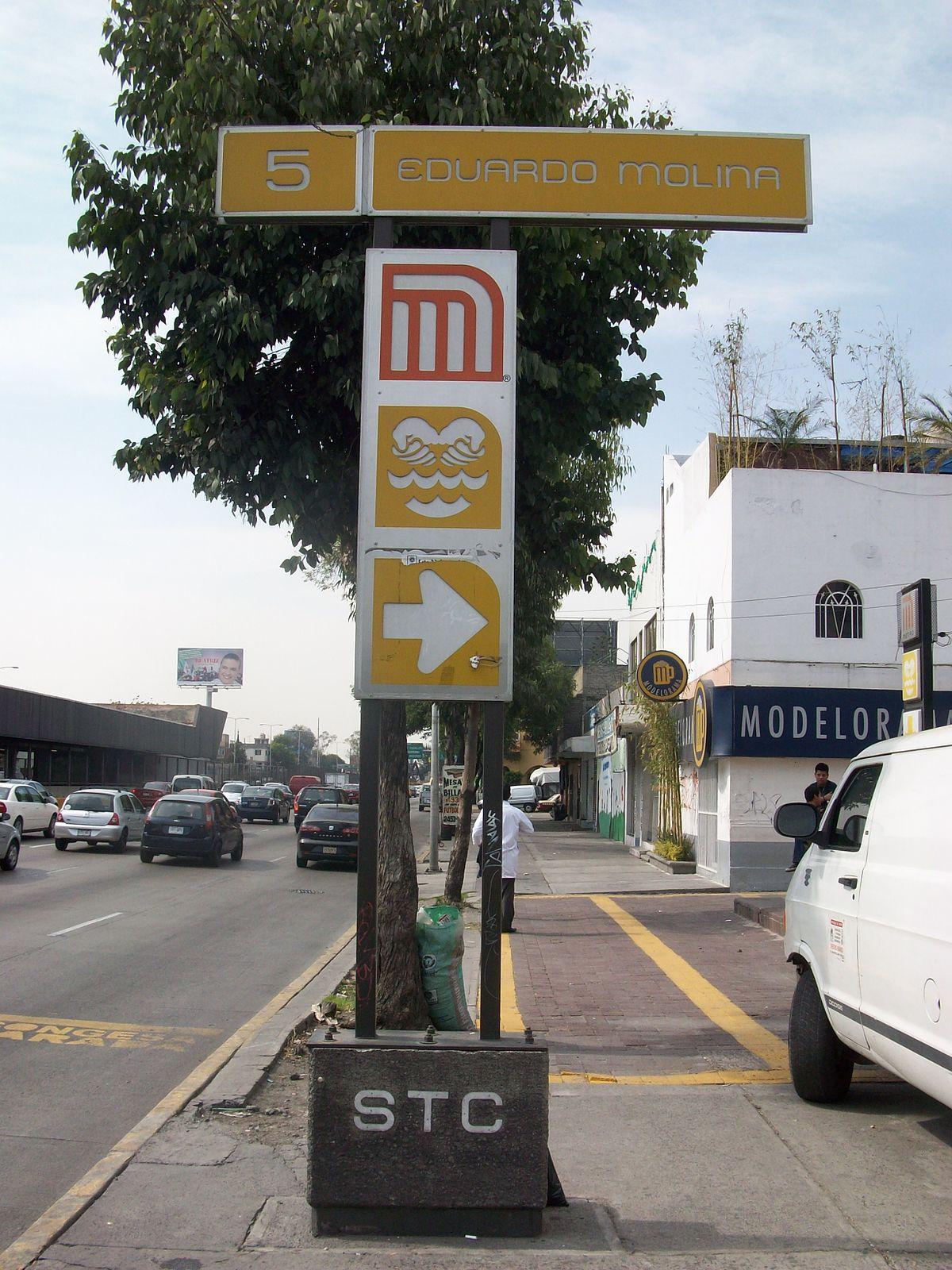 Circuito Y Eduardo Molina : Metro eduardo molina wikipedia