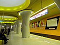 Metro station in Warsaw - Świętokrzyska (30534097244).jpg