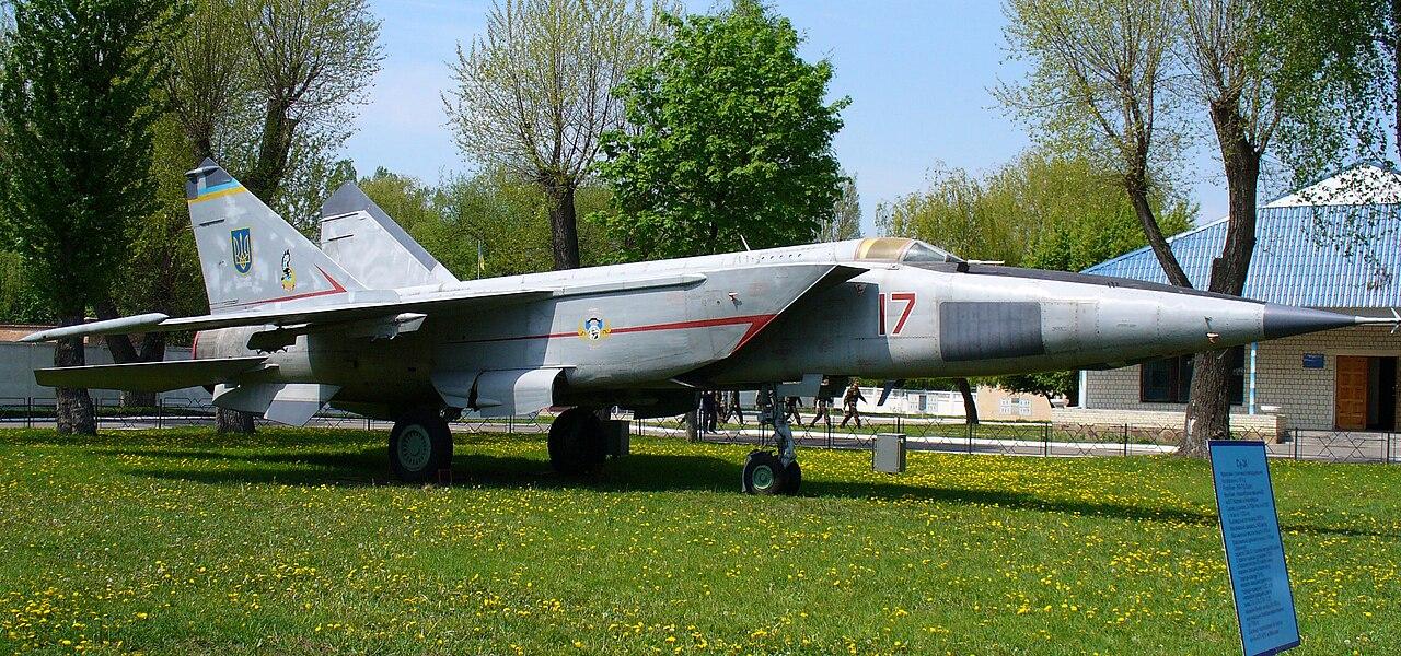 http://upload.wikimedia.org/wikipedia/commons/thumb/8/87/MiG-25RBS_2007_G1.jpg/1280px-MiG-25RBS_2007_G1.jpg