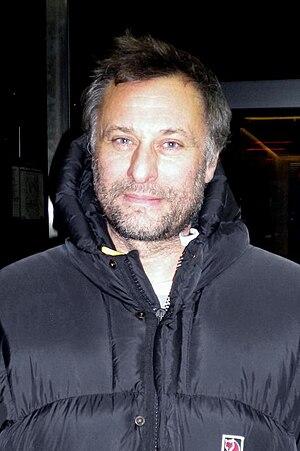 Schauspieler Michael Nyqvist