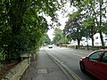 Mid section of Banister Road - geograph.org.uk - 2089445.jpg